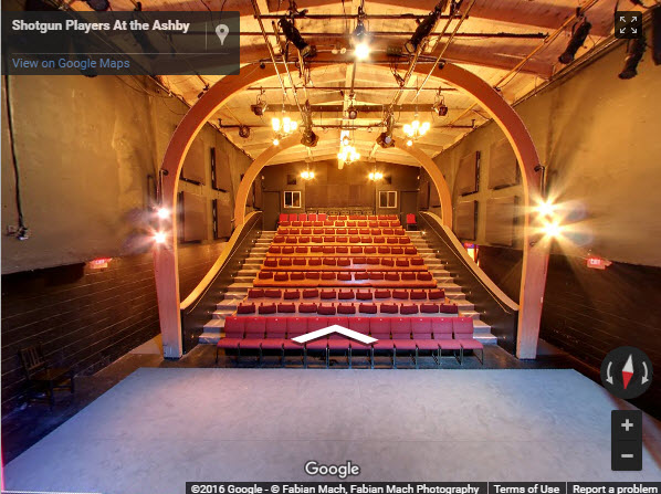 Virtual tour of the Ashby Stage
