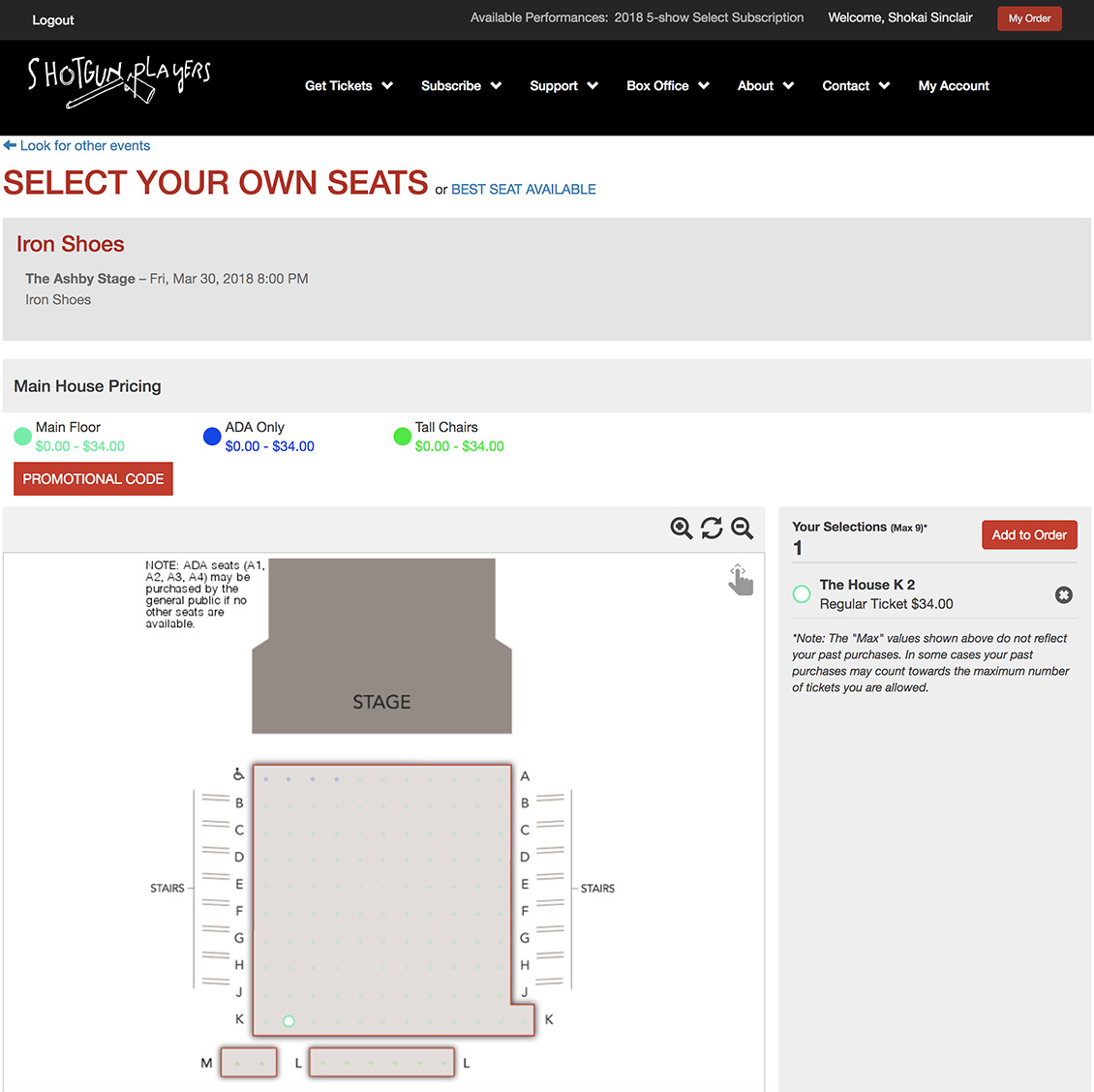 Online ticket buyers guide