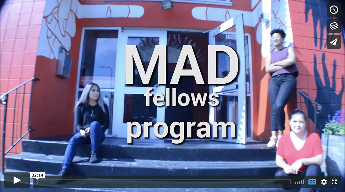 Make a Difference (MAD) Fellowship video